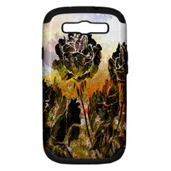 Abstract Digital Art Samsung Galaxy S Iii Hardshell Case (pc+silicone)
