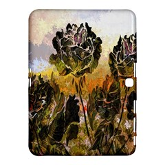 Abstract Digital Art Samsung Galaxy Tab 4 (10.1 ) Hardshell Case