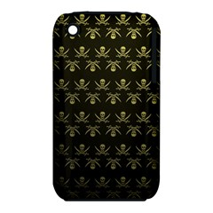 Abstract Skulls Death Pattern Iphone 3s/3gs