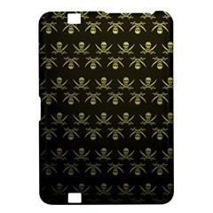 Abstract Skulls Death Pattern Kindle Fire Hd 8 9