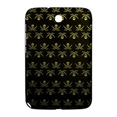 Abstract Skulls Death Pattern Samsung Galaxy Note 8.0 N5100 Hardshell Case