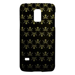 Abstract Skulls Death Pattern Galaxy S5 Mini