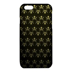 Abstract Skulls Death Pattern iPhone 6/6S TPU Case