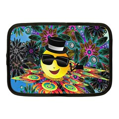 Abstract Digital Art Netbook Case (medium)