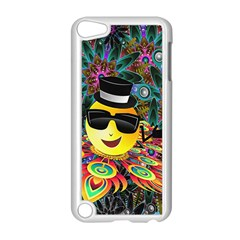 Abstract Digital Art Apple iPod Touch 5 Case (White)