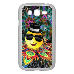 Abstract Digital Art Samsung Galaxy Grand Duos I9082 Case (white)
