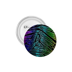 Abstract Background Rainbow Metal 1.75  Buttons