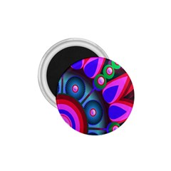 Abstract Digital Art  1.75  Magnets