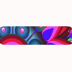 Abstract Digital Art  Large Bar Mats