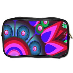 Abstract Digital Art  Toiletries Bags