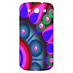 Abstract Digital Art  Samsung Galaxy S3 S III Classic Hardshell Back Case