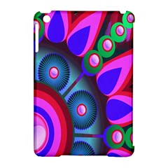 Abstract Digital Art  Apple iPad Mini Hardshell Case (Compatible with Smart Cover)