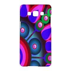 Abstract Digital Art  Samsung Galaxy A5 Hardshell Case