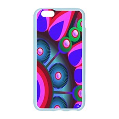 Abstract Digital Art  Apple Seamless iPhone 6/6S Case (Color)