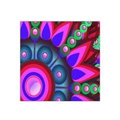 Abstract Digital Art  Satin Bandana Scarf