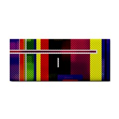 Abstract Art Geometric Background Cosmetic Storage Cases