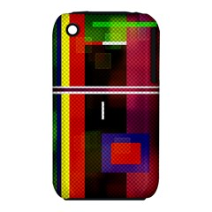 Abstract Art Geometric Background Iphone 3s/3gs