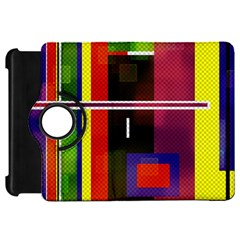 Abstract Art Geometric Background Kindle Fire HD 7