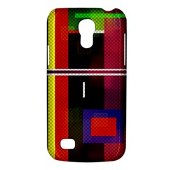Abstract Art Geometric Background Galaxy S4 Mini
