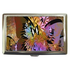 Abstract Digital Art Cigarette Money Cases