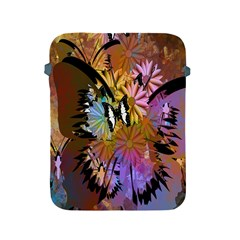 Abstract Digital Art Apple iPad 2/3/4 Protective Soft Cases
