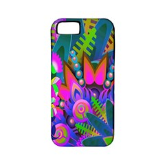 Abstract Digital Art  Apple iPhone 5 Classic Hardshell Case (PC+Silicone)