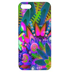 Abstract Digital Art  Apple iPhone 5 Hardshell Case with Stand