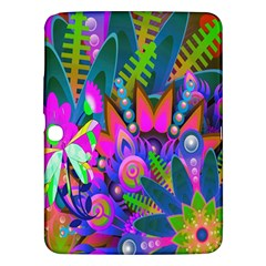 Abstract Digital Art  Samsung Galaxy Tab 3 (10 1 ) P5200 Hardshell Case