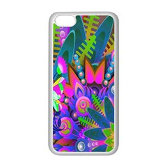 Abstract Digital Art  Apple Iphone 5c Seamless Case (white)