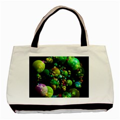 Abstract Balls Color About Basic Tote Bag (Two Sides)