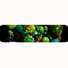 Abstract Balls Color About Large Bar Mats