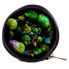 Abstract Balls Color About Mini Makeup Bags