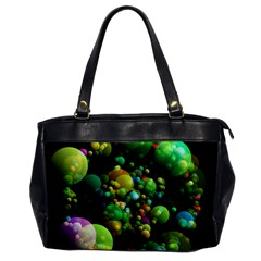 Abstract Balls Color About Office Handbags