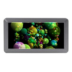 Abstract Balls Color About Memory Card Reader (Mini)