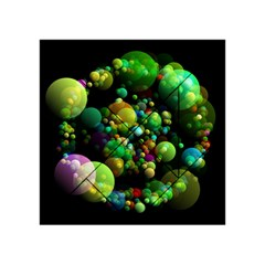 Abstract Balls Color About Acrylic Tangram Puzzle (4  x 4 )