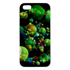 Abstract Balls Color About iPhone 5S/ SE Premium Hardshell Case