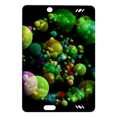 Abstract Balls Color About Amazon Kindle Fire HD (2013) Hardshell Case