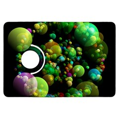 Abstract Balls Color About Kindle Fire HDX Flip 360 Case