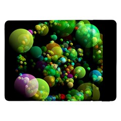 Abstract Balls Color About Samsung Galaxy Tab Pro 12.2  Flip Case
