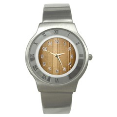 Abstract Art Backdrop Background Stainless Steel Watch