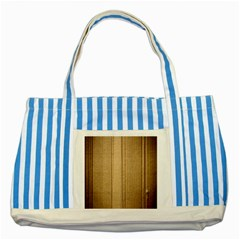 Abstract Art Backdrop Background Striped Blue Tote Bag