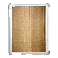 Abstract Art Backdrop Background Apple iPad 3/4 Case (White)