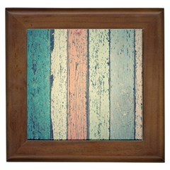 Abstract Board Construction Panel Framed Tiles