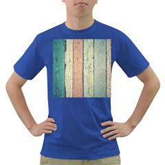 Abstract Board Construction Panel Dark T Shirt