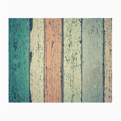 Abstract Board Construction Panel Small Glasses Cloth (2 Side)