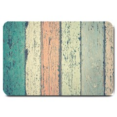 Abstract Board Construction Panel Large Doormat