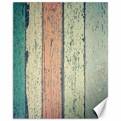 Abstract Board Construction Panel Canvas 11  x 14