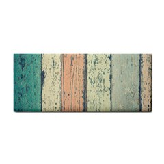 Abstract Board Construction Panel Cosmetic Storage Cases