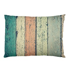 Abstract Board Construction Panel Pillow Case