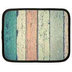 Abstract Board Construction Panel Netbook Case (xl)